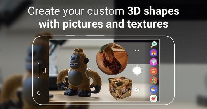 Leo AR - Augmented Reality Camera screenshot 4