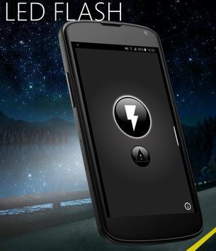 Rapid LED Flash poster