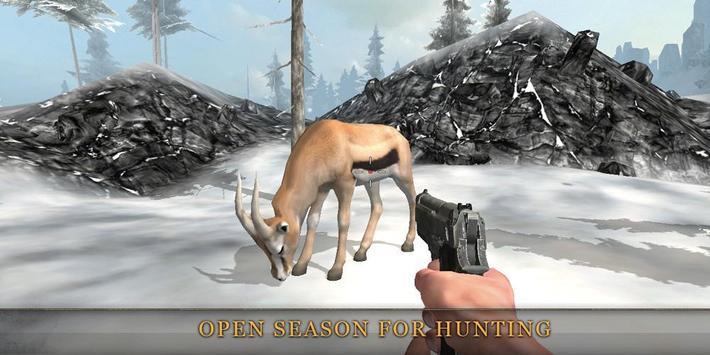 Winter Hunter 3D ™ apk screenshot