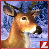 Deer Hunting : Ice Age ™ icon