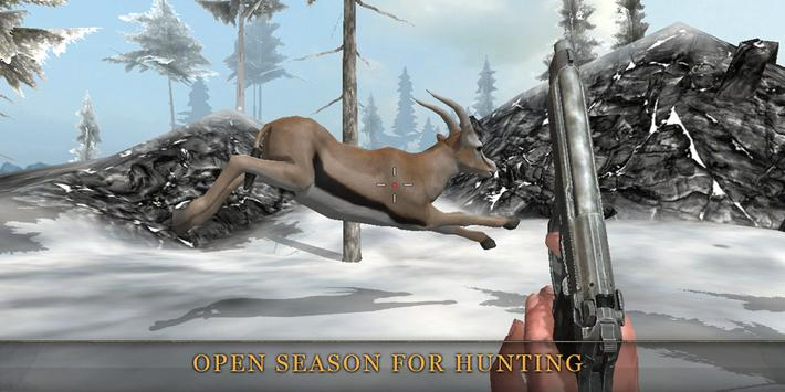 Deer Hunting : Ice Age ™ poster