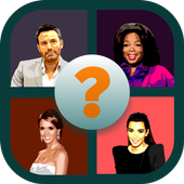 1 picture 1 Celebrity- Guess who I am puzzle icon