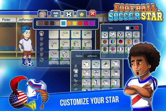 Football Soccer Star apk screenshot