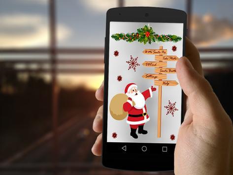 Santa - Photo Booth 2018 poster