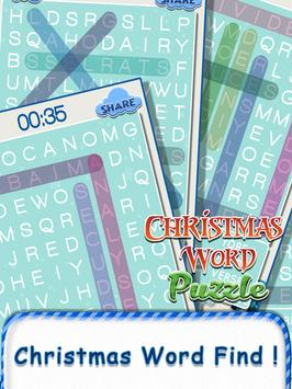 Christmas Word Puzzle screenshot 9