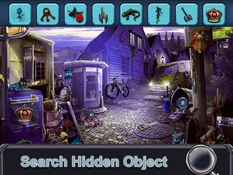 Criminal  Evidence:Hidden Objects Game poster