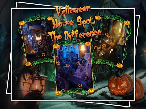 Halloween House Spot The Difference screenshot 10