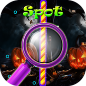 Halloween Spot The Difference icon