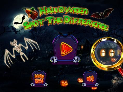 Halloween Spot The Difference screenshot 2