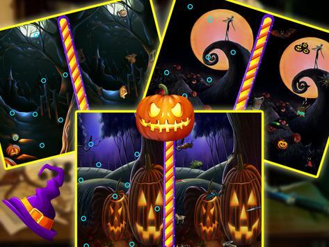 Halloween Spot The Difference screenshot 9