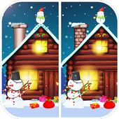 Happy Christmas Difference icon