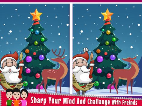 Happy Christmas Difference screenshot 4