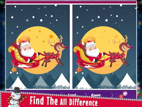Happy Christmas Difference screenshot 6