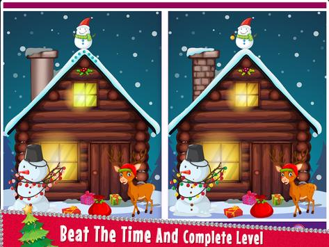 Happy Christmas Difference screenshot 12