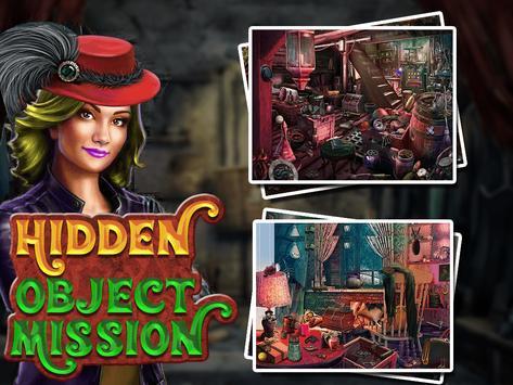 Hidden Object Mission screenshot 7