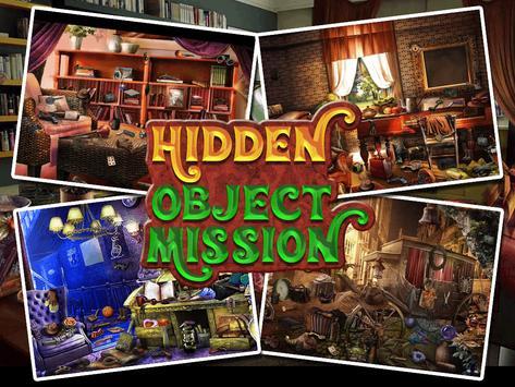 Hidden Object Mission screenshot 6