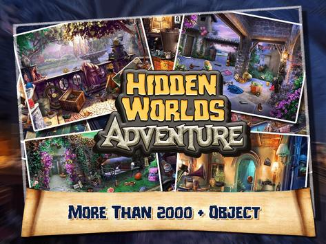 Hidden World Adventure poster