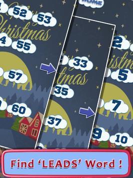 Christmas Word Hunt screenshot 13