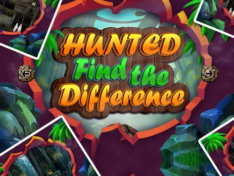 Hunted Find The Difference screenshot 1
