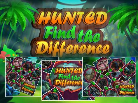 Hunted Find The Difference screenshot 9
