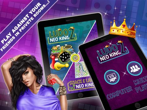 Ludo Neo King 2 screenshot 1