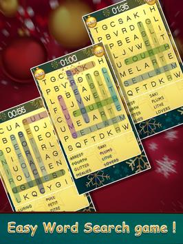 Merry Christmas Word Puzzle screenshot 2
