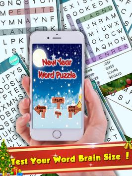 New Year Word Puzzle screenshot 3