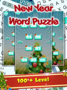 New Year Word Puzzle screenshot 5