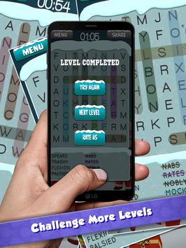 Santa Gift Word Lite:Word Puzzle screenshot 1