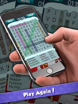 Santa Gift Word Lite:Word Puzzle screenshot 4