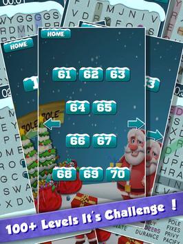 Santa Gift Word Lite:Word Puzzle apk screenshot