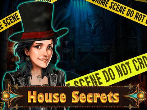 Secrets House poster