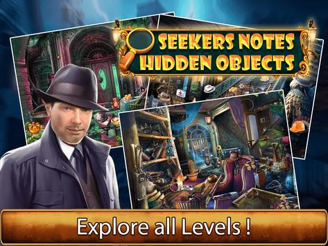 Seekers Notes: Hidden Objects Game poster