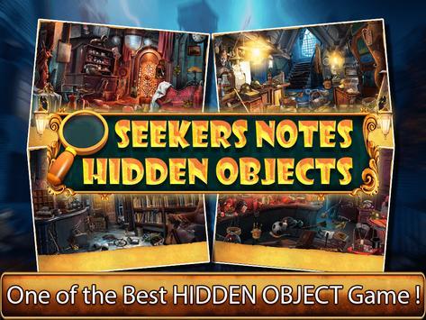 Seekers Notes: Hidden Objects Game screenshot 13