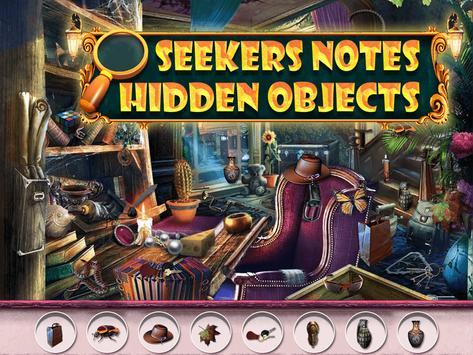 Seekers Notes: Hidden Objects Game screenshot 2