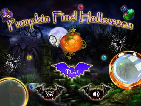 Pumpkin Find Halloween screenshot 13
