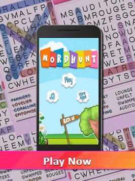 Word Hunt:Word Puzzle screenshot 7