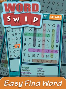 Word Swipe:Word Puzzle Game screenshot 8