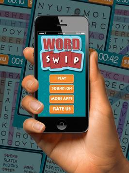 Word Swipe:Word Puzzle Game poster