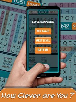 Word Swipe:Word Puzzle Game screenshot 2