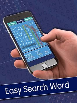 Word Search: Crossword Puzzle poster