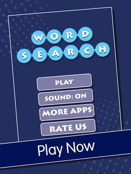 Word Search: Crossword Puzzle screenshot 1