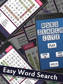 Word Search lite apk screenshot