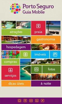 Porto Seguro Guia Mobile poster