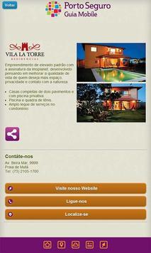 Porto Seguro Guia Mobile screenshot 1