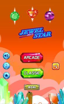 Jewel Star Legend 2017 screenshot 1
