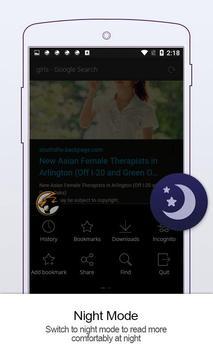 Leopard Browser screenshot 4