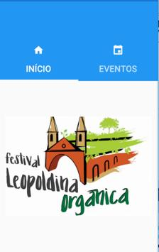 Leopoldina Orgânica poster