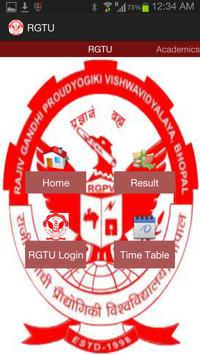 RGTU Bhopal screenshot 1