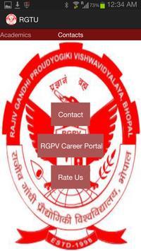 RGTU Bhopal screenshot 3